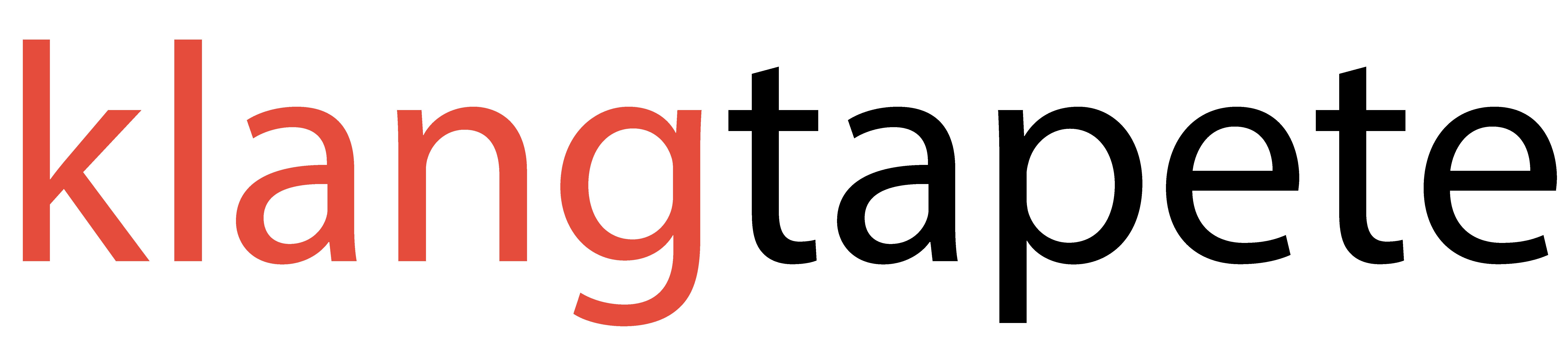 Banner klangtapete